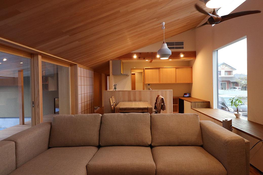 O様邸 - 茨城県ひたちなか市の注文住宅