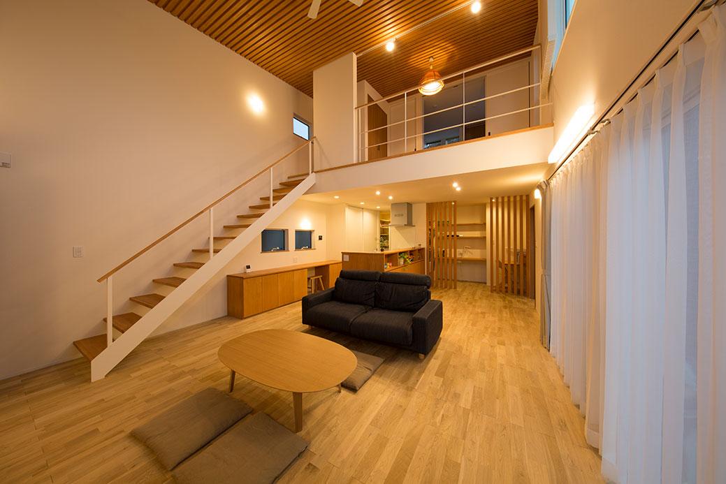 M様邸 - 茨城県日立市の注文住宅