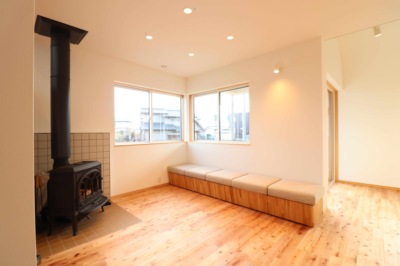 「水戸の二世帯住宅」オープンハウス
