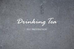 生活情報:紅茶でインフルエンザ対策☕