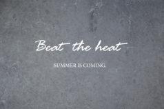 暑さ対策してみませんか?🌴