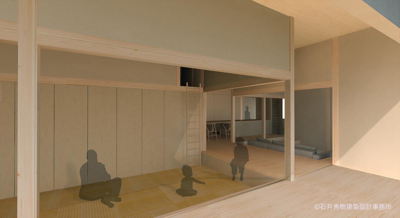 「那珂市の家」オープンハウス